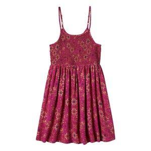 Mudd Girls Smocked Top Skater Sun Dress 12 14 New